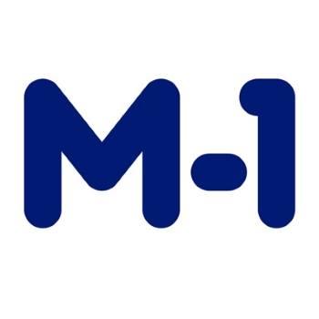 M-1 logo